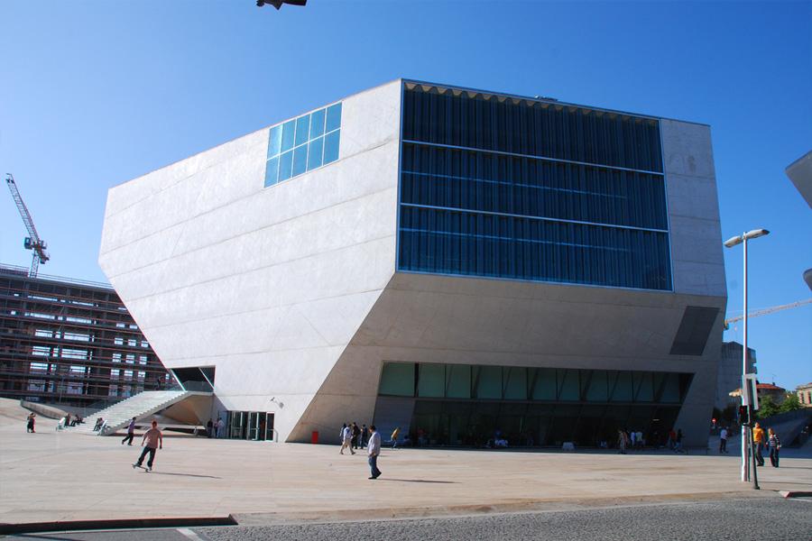 Boavista barrio considerado el nuevo centro de oporto - Casa de la musica oporto ...