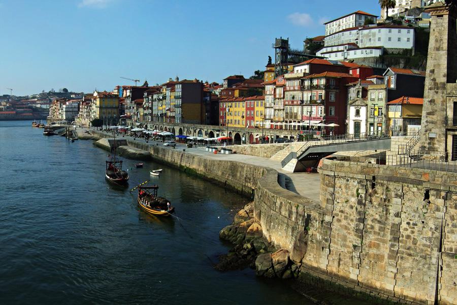 Hoteles En Oporto Centro